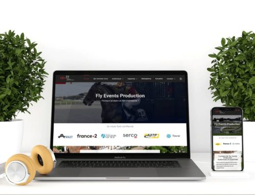 Fly Events Production inaugure son nouveau site internet