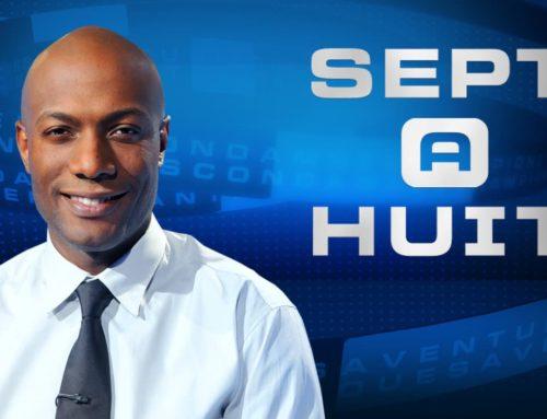Fly Events Production tourne pour Harry Roselmack de Sept à Huit sur TF1