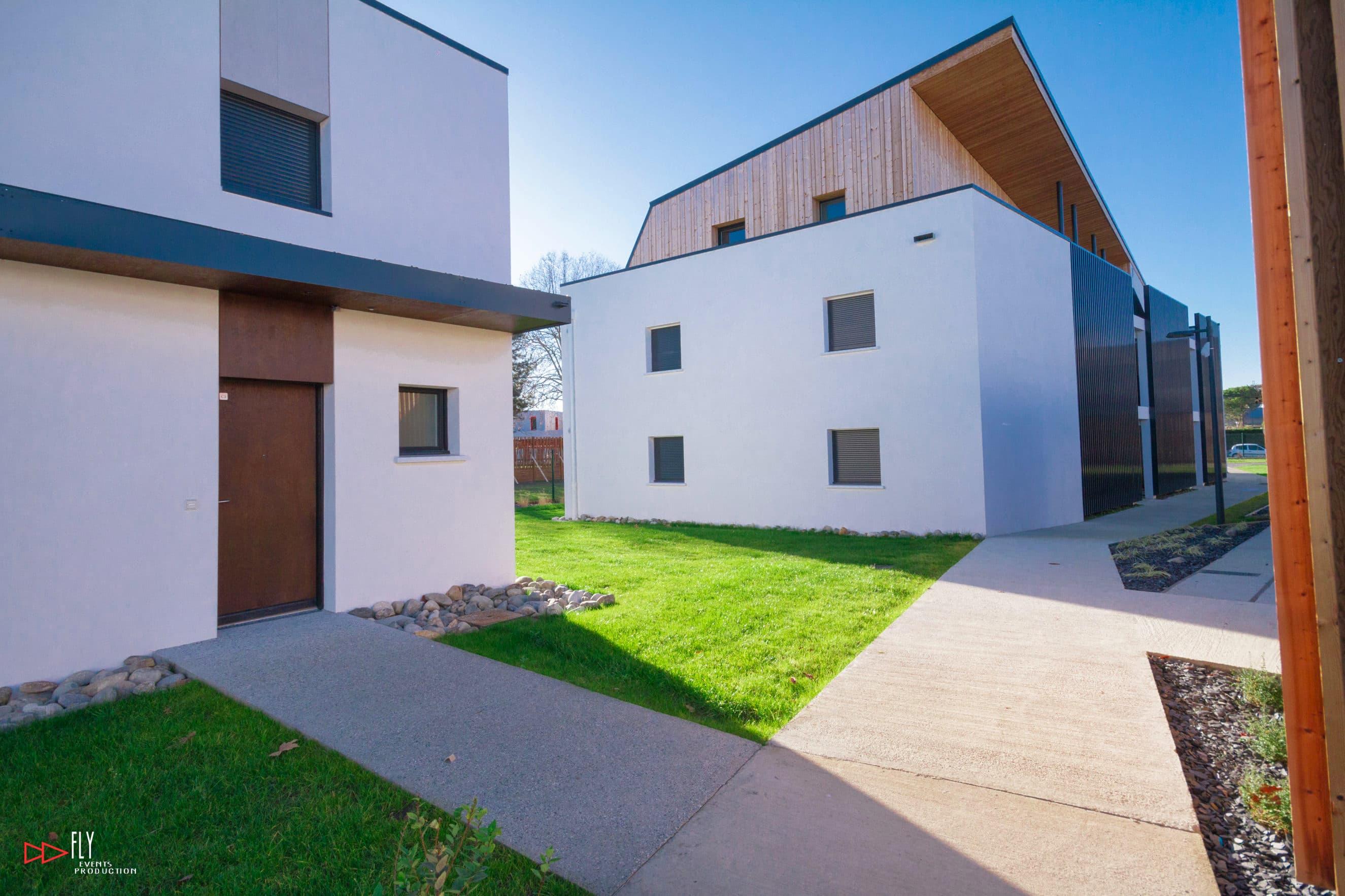 Photo Par Drone Programme immobilier
